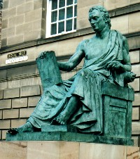 a literary works of david hume The scottish philosopher david hume (1711–1776) was one of the major  is  regarded as a superior writer to ogilby, and addison to bunyan.